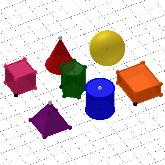 Sólidos Geométricos (00013) Image