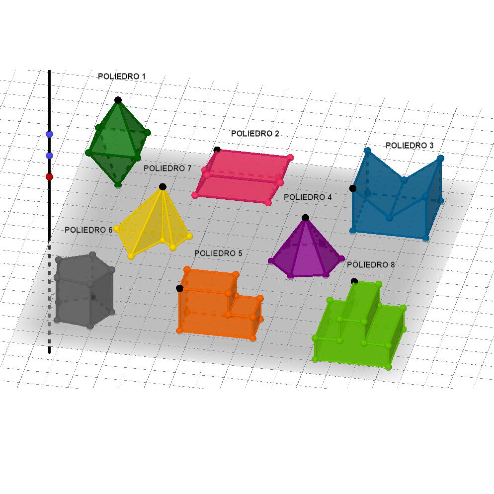 Poliedro Convexos, não Convexo e Relação de Euler (00017) Image